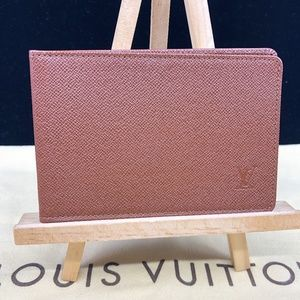 LV1057 Bifold Photo Card Wallet